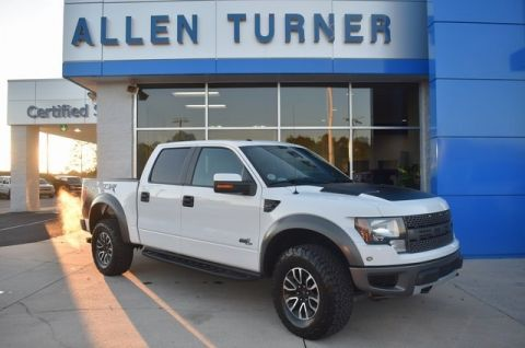 Used Ford F-150 SVT Raptor