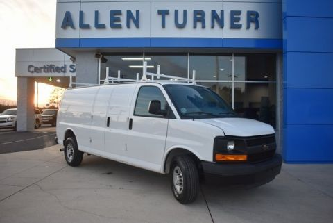 Used Chevrolet Express 2500 Work Van