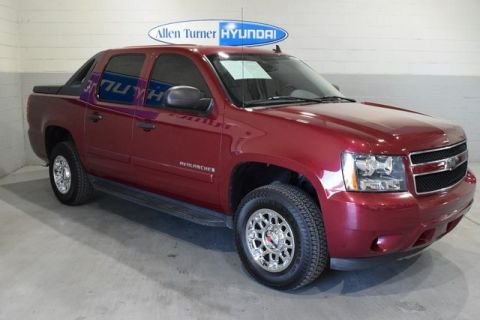 Used Chevrolet Avalanche 1500 LT