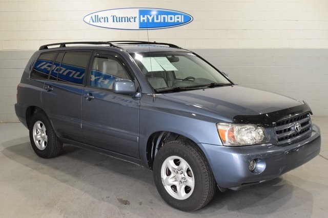PreOwned Toyota Highlander Base D Sport Utility In - 2004 highlander