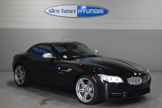 2015 BMW Z4 sDrive35is RWD 2D Convertible